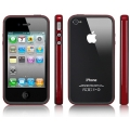 SGP iPhone 4 Case Neo Hybrid EX Series [Dante Red] (SGP07078)